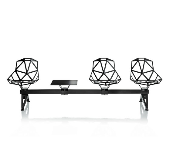 Chair_One Public Seating System 2 by Magis | Tables and benches