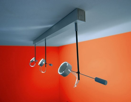 absolut system Ceiling light by Absolut Lighting | Ceiling-mounted spotlights