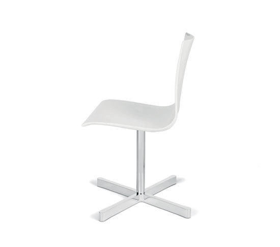 Wok swivelling chair di Desalto | Sedie conferenza
