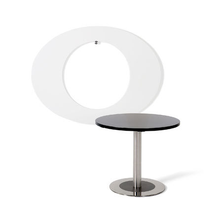 4to8 oval table by Desalto | Meeting room tables