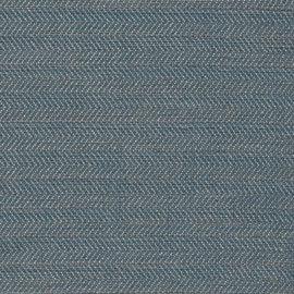 Herringbone Blue by Johanna Gullichsen | Fabrics