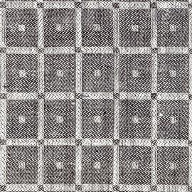 Savoy Black de Johanna Gullichsen | Tissus de décoration