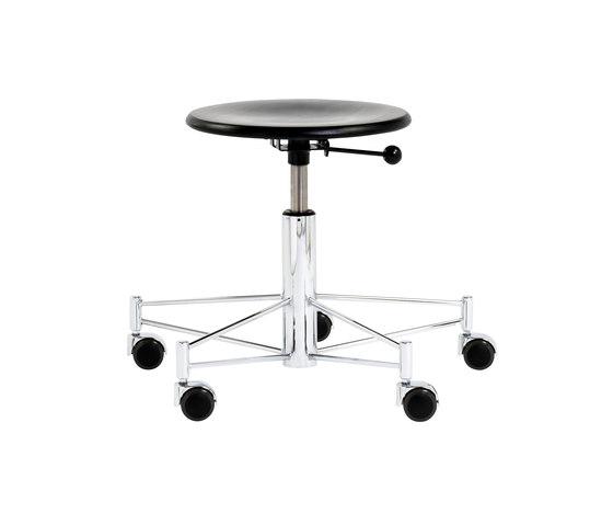 SBG 193 R by Wilde + Spieth | Swivel stools