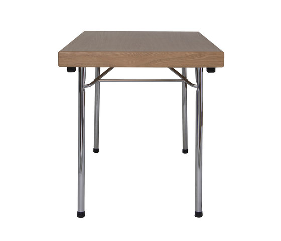 S 319 folding table de Wilde + Spieth | Mesas multiusos