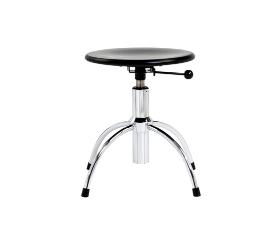 SE 43 swivel stool de Wilde + Spieth | Taburetes de oficina