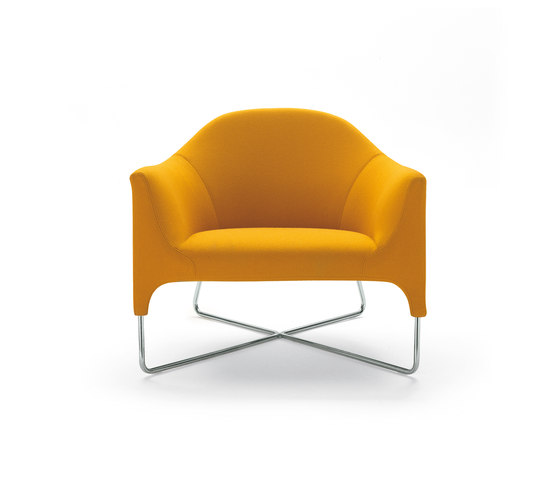 Bali armchair by Poliform | Lounge chairs