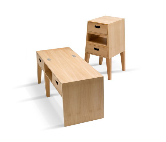 Table-Chest by Röthlisberger Kollektion | Side tables