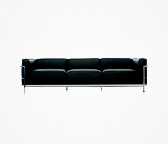 LC3 3-seater de Cassina | Sofás lounge