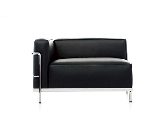 lc3 de cassina fauteuil canap fauteuil. Black Bedroom Furniture Sets. Home Design Ideas