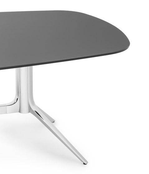 NoTable Desk di ICF | Tavoli contract
