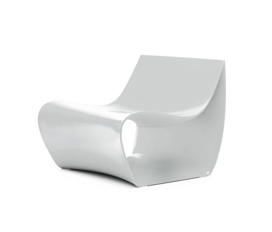 Sign armchair de MDF Italia | Fauteuils de jardin