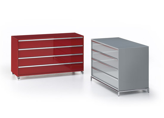 Aluminium Cabinet unit* by MDF Italia | Sideboards