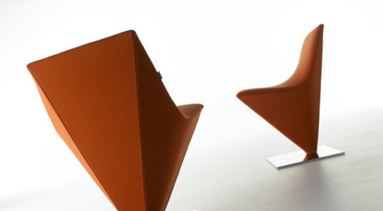 Lofty chair* de MDF Italia | Sillas