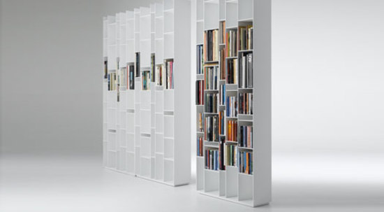 Random by MDF Italia | Shelving systems