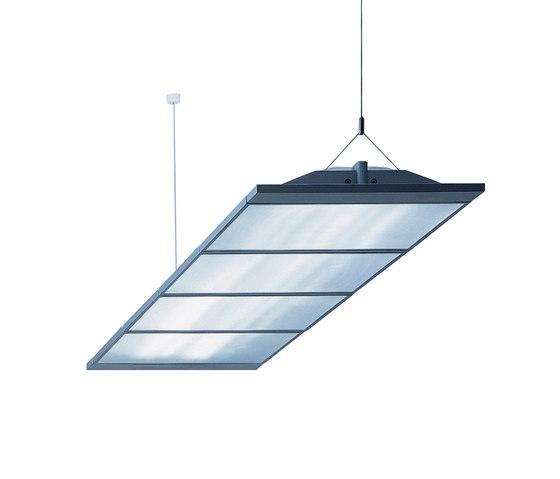VAERO Luminaire waveguide de Zumtobel Lighting | Luminaires suspendus