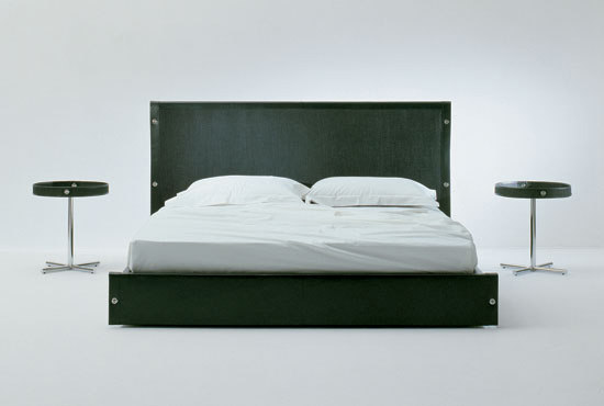 Lario Bed by Bonacina Pierantonio | Double beds
