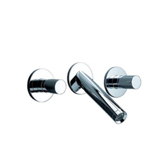 AXOR Starck - Three Hole Basin Mixer by AXOR | Wash-basin taps