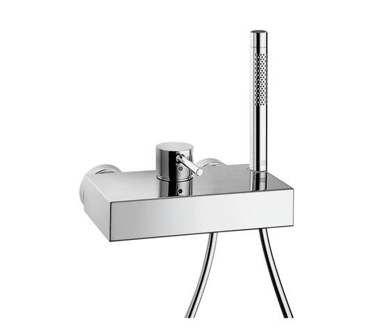 AXOR Starck X Mezclador monomando de ducha visto de AXOR | Grifería para duchas