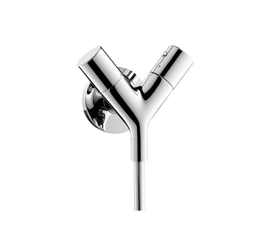 AXOR Starck 2-Handle Thermostatic Shower Mixer by AXOR