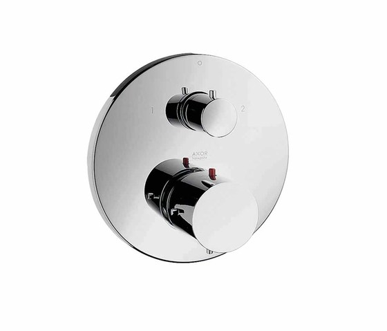 AXOR Starck Ecostat E Thermostatic Mixer by AXOR | Shower taps / mixers
