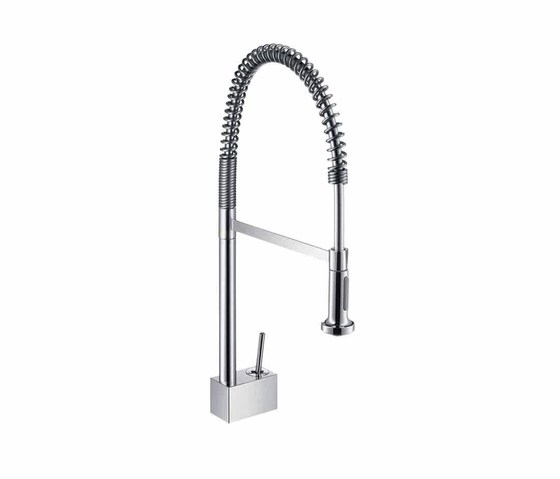 AXOR Starck - Semi-Pro Sink Mixer by AXOR | Kitchen taps
