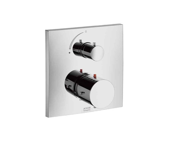 AXOR Starck X Thermostatic Mixer by AXOR | Shower taps / mixers