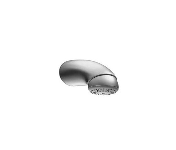 AXOR Steel - Overhead Shower by AXOR | Shower taps / mixers