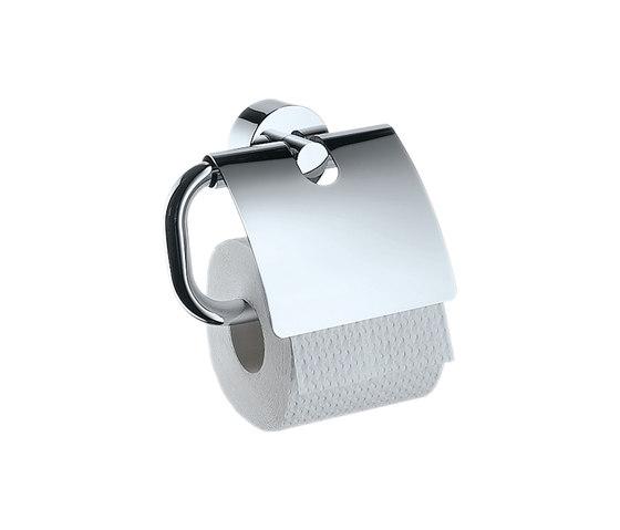 AXOR Uno Porte-papier avec couvercle de AXOR | Distributeurs de papier toilette