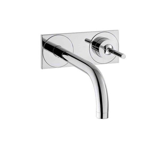 AXOR Uno² Single Lever Basin Mixer by AXOR | Wash-basin taps