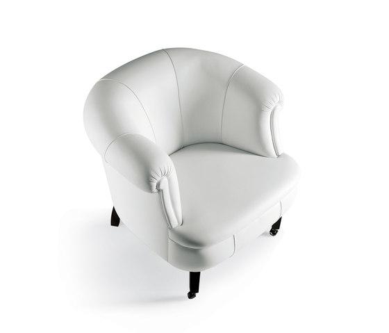 club fauteuils de poltrona frau architonic. Black Bedroom Furniture Sets. Home Design Ideas