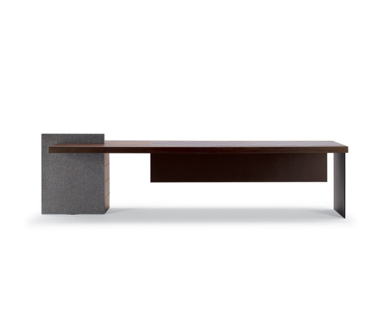 H_O by Poltrona Frau | Executive desks