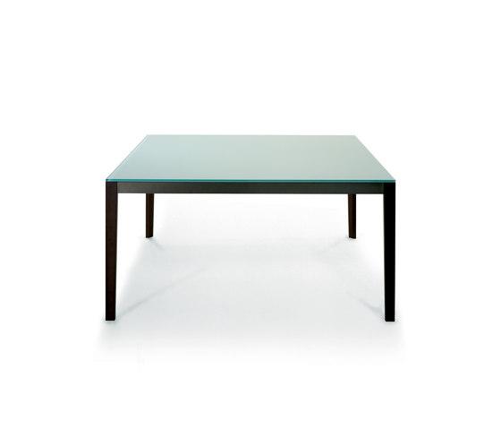 Laurana by Poltrona Frau | Dining tables