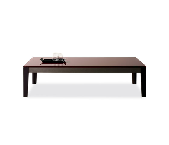 Laurana by Poltrona Frau | Coffee tables