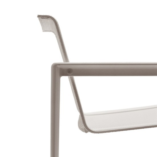 1966 Lounge Chair de Knoll International | Sillones de jardín