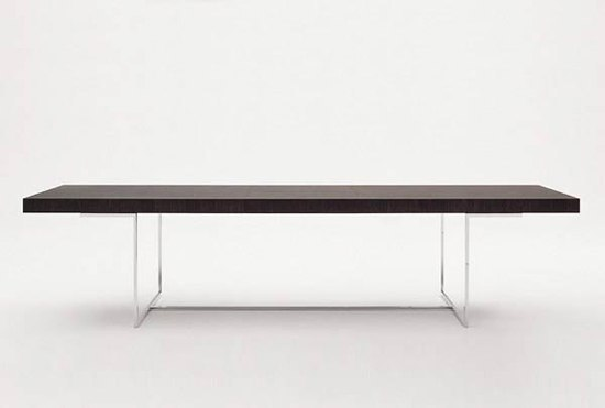 Athos TAS250/A by B&B Italia | Dining tables