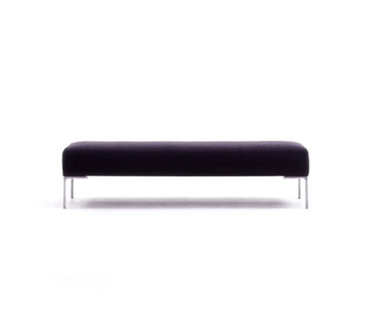 Charles CH150P by B&B Italia | Upholstered benches