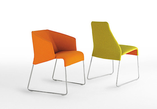 Lazy 05 SLA82 by B&B Italia | Multipurpose chairs
