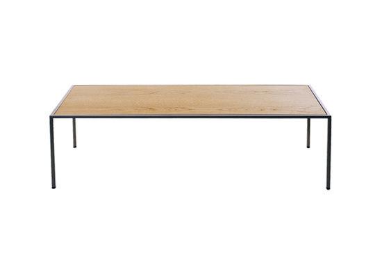 Table 03 di Konkret Form | Tavolini salotto