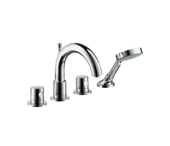 AXOR Uno 4-Hole Bath Mixer de AXOR | Grifería para bañeras