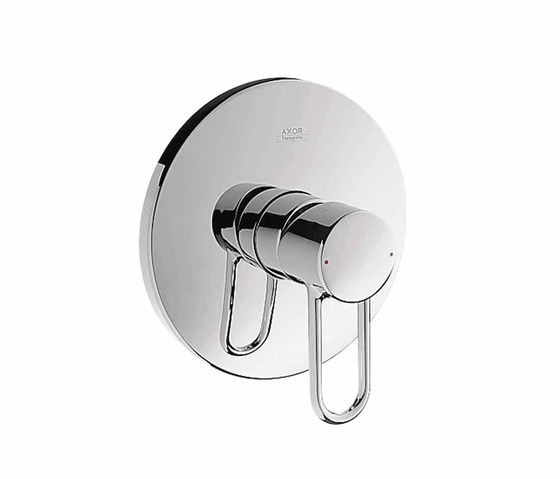 AXOR Uno Single Lever Shower Mixer de AXOR | Robinetterie de douche