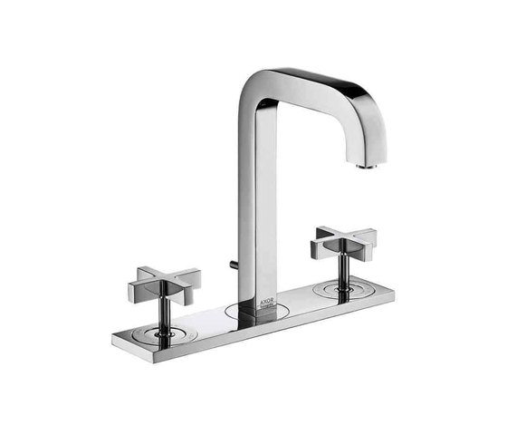 AXOR Citterio 3-Hole Basin Mixer by AXOR | Wash-basin taps