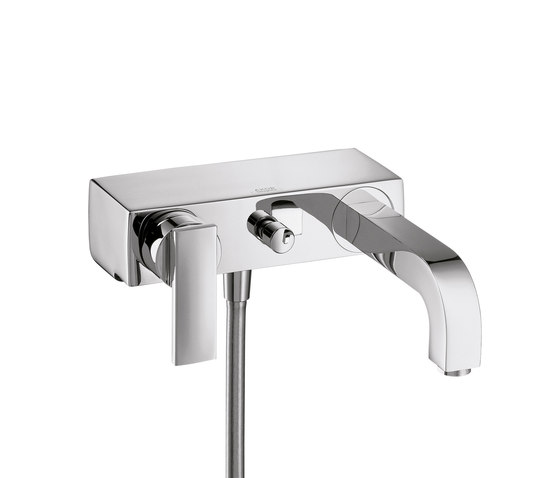 AXOR Citterio Single Lever Bath Mixer for exposed fitting DN15 by AXOR | Bath taps