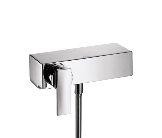 AXOR Citterio Single Lever Shower Mixer for exposed fitting DN15 by AXOR | Shower taps / mixers