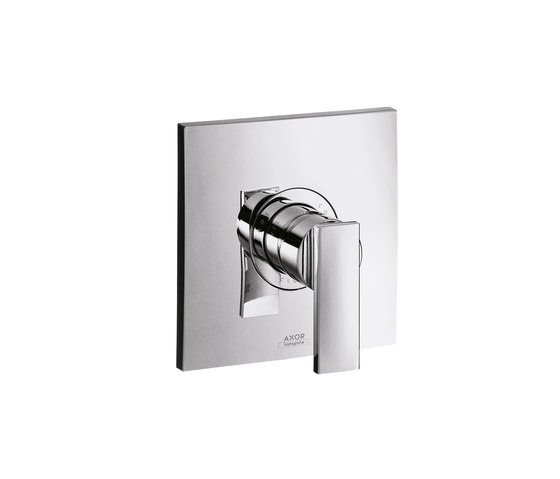 AXOR Citterio Single Lever Shower Mixer for concealed installation by AXOR | Shower taps / mixers