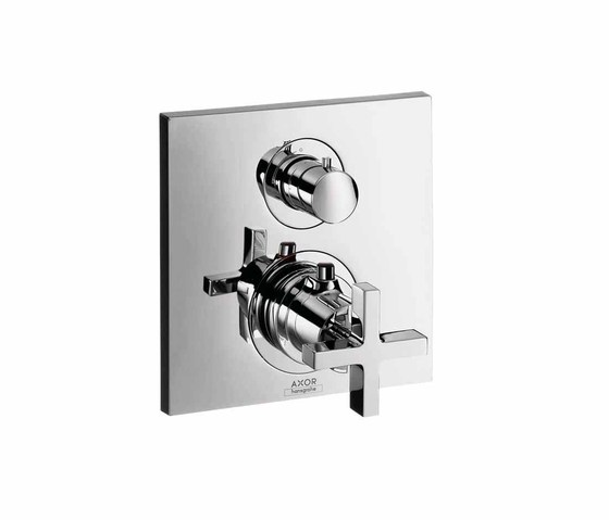 AXOR Citterio Thermostat by AXOR | Shower taps / mixers