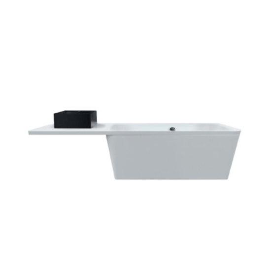 AXOR Citterio - Tub/Sink Combination by AXOR | Bathtubs rectangular