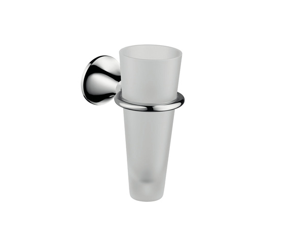 AXOR Terrano Toothbrush Tumbler by AXOR | Toothbrush holders