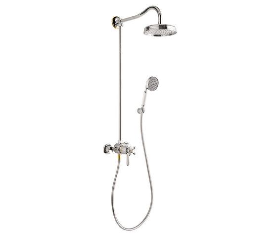 AXOR Carlton showerpipe DN15 by AXOR | Shower controls
