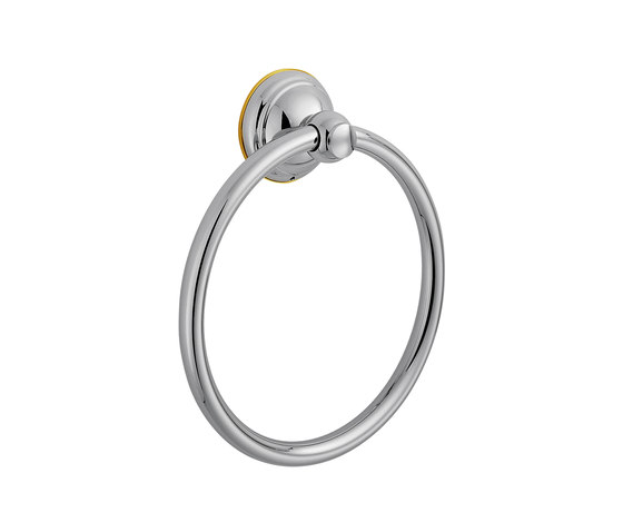 AXOR Carlton towel ring by AXOR | Towel rails