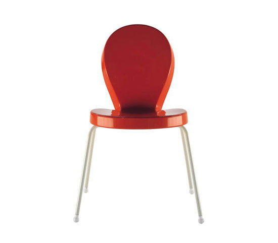Eight Chair by WIENER GTV DESIGN | Multipurpose chairs